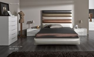 giường ngủ rossano BED 102