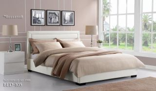 giường ngủ rossano BED 105