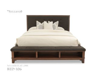 giường ngủ rossano BED 106
