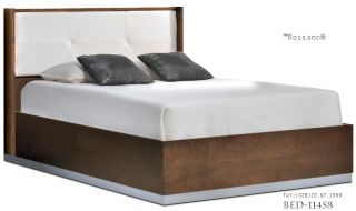 giường ngủ rossano BED 114