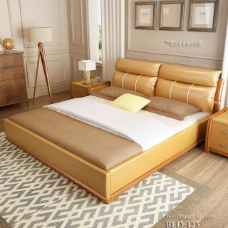 giường ngủ rossano BED 123