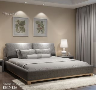 giường ngủ rossano BED 126