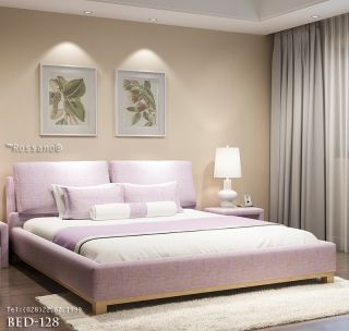 giường ngủ rossano BED 128