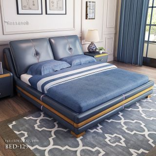giường ngủ rossano BED 129