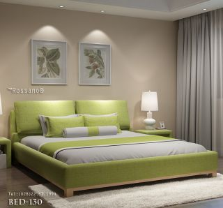 giường ngủ rossano BED 130