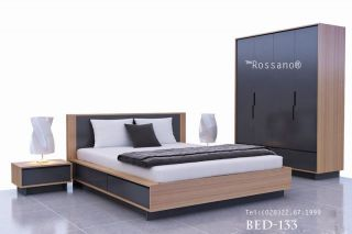 giường ngủ rossano BED 133