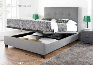 giường ngủ rossano BED 14