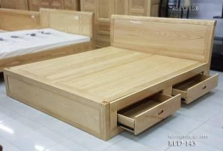 giường ngủ rossano BED 145