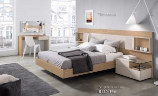 giường ngủ rossano BED 146