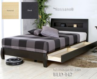 giường ngủ rossano BED 147
