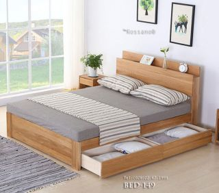 giường ngủ rossano BED 149