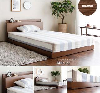 giường ngủ rossano BED 152