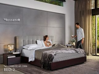 giường ngủ rossano BED 2
