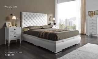 giường ngủ rossano BED 23