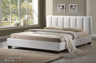 giường ngủ rossano BED 26