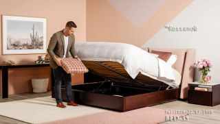 giường ngủ rossano BED 35