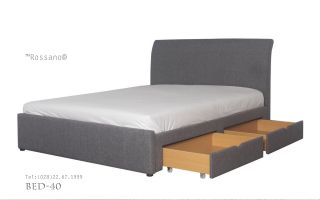 giường ngủ rossano BED 40