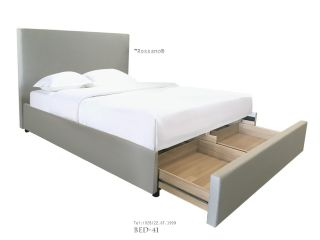giường ngủ rossano BED 41