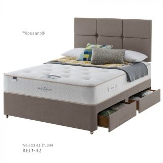 giường ngủ rossano BED 42