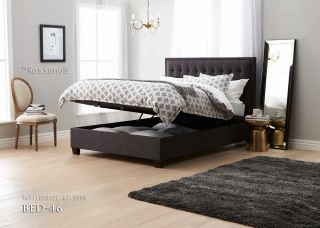 giường ngủ rossano BED 46