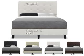 giường ngủ rossano BED 5