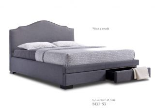 giường ngủ rossano BED 53