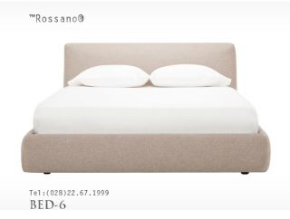 giường ngủ rossano BED 6