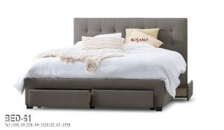 giường ngủ rossano BED 61
