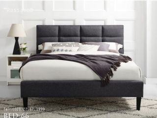 giường ngủ rossano BED 66