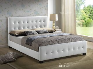 giường ngủ rossano BED 67