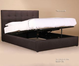 giường ngủ rossano BED 78