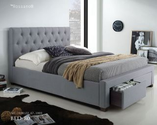 giường ngủ rossano BED 80