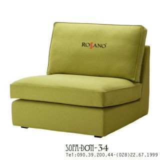 Sofa rossano 1 seater 34