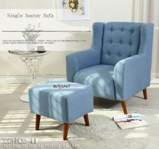Sofa rossano 1 seater 41