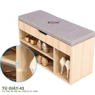 Tủ giày rossano 43