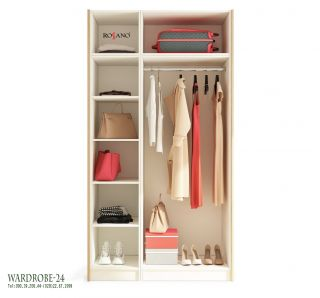 Tủ quần áo rossano 24