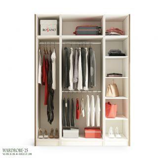 Tủ quần áo rossano 25