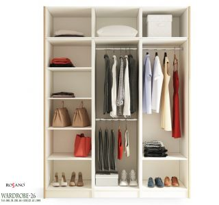 Tủ quần áo rossano 26