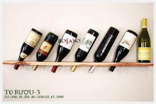 Tủ rượu rossano 18