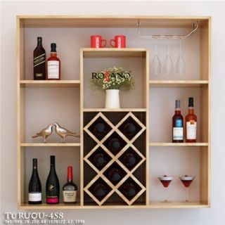Tủ rượu rossano 19