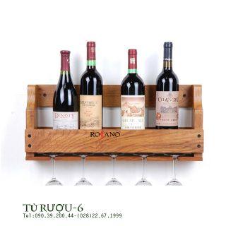 Tủ rượu rossano 21