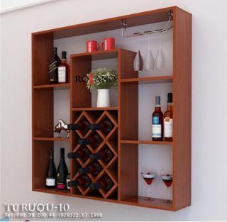 Tủ rượu rossano 25