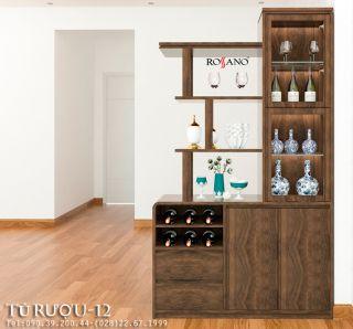 Tủ rượu rossano 27