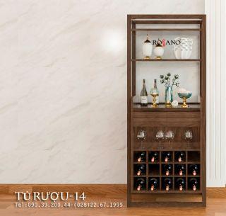 Tủ rượu rossano 29