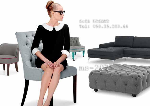 Sofa Rosano theo yêu cầu
